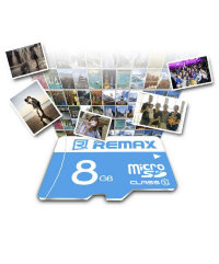5-131 MicroSD карта Remax (8Gb)