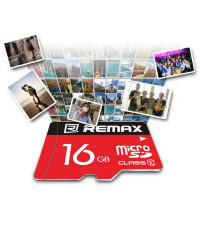 5-132 MicroSD карта Remax (16Gb)