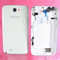 Корпус Samsung Galaxy Note (белый)
