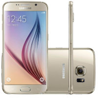 Смартфон Samsung Galaxy S6 32Gb Gold