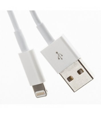 5-97 Кабель USB iPhone5 3m (белый) 5-97 USB iPhone5 3m (белый)