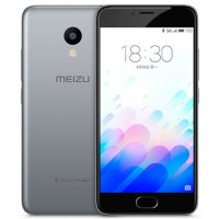 Смартфон Meizu M3S mini 16Gb/2Gb (серый)
