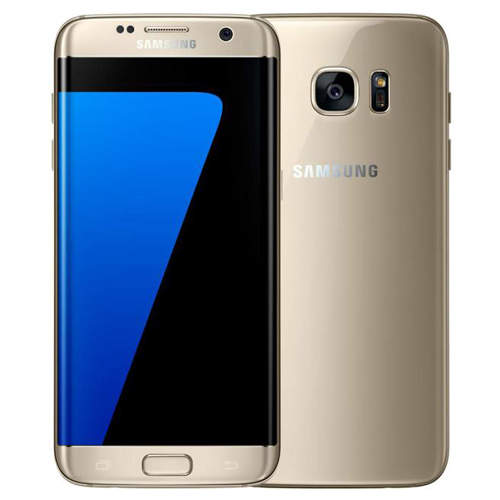 Смартфон Samsung Galaxy S7 Edge 32Gb (Gold)